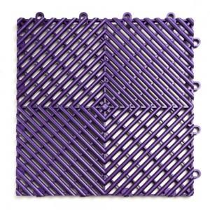 Truelock Hd Ribbed Flow Through Tile Garage Flooring Llc
