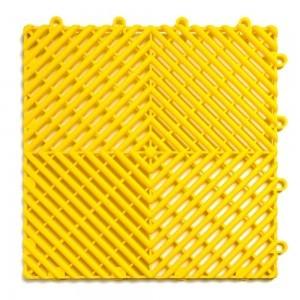 Flow Through Yellow