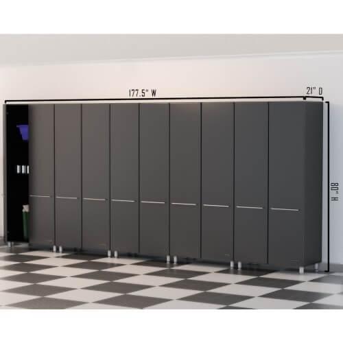 Exceptional GA 065 Ulti MATE Storage   5 Piece Kit