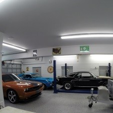 Rust Bullet Garage Floor Coating