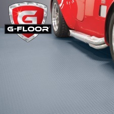 Small Coin Garage Floor Mats