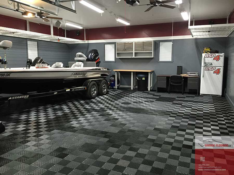 garage surface watch slip free a for tiles youtube custom floor