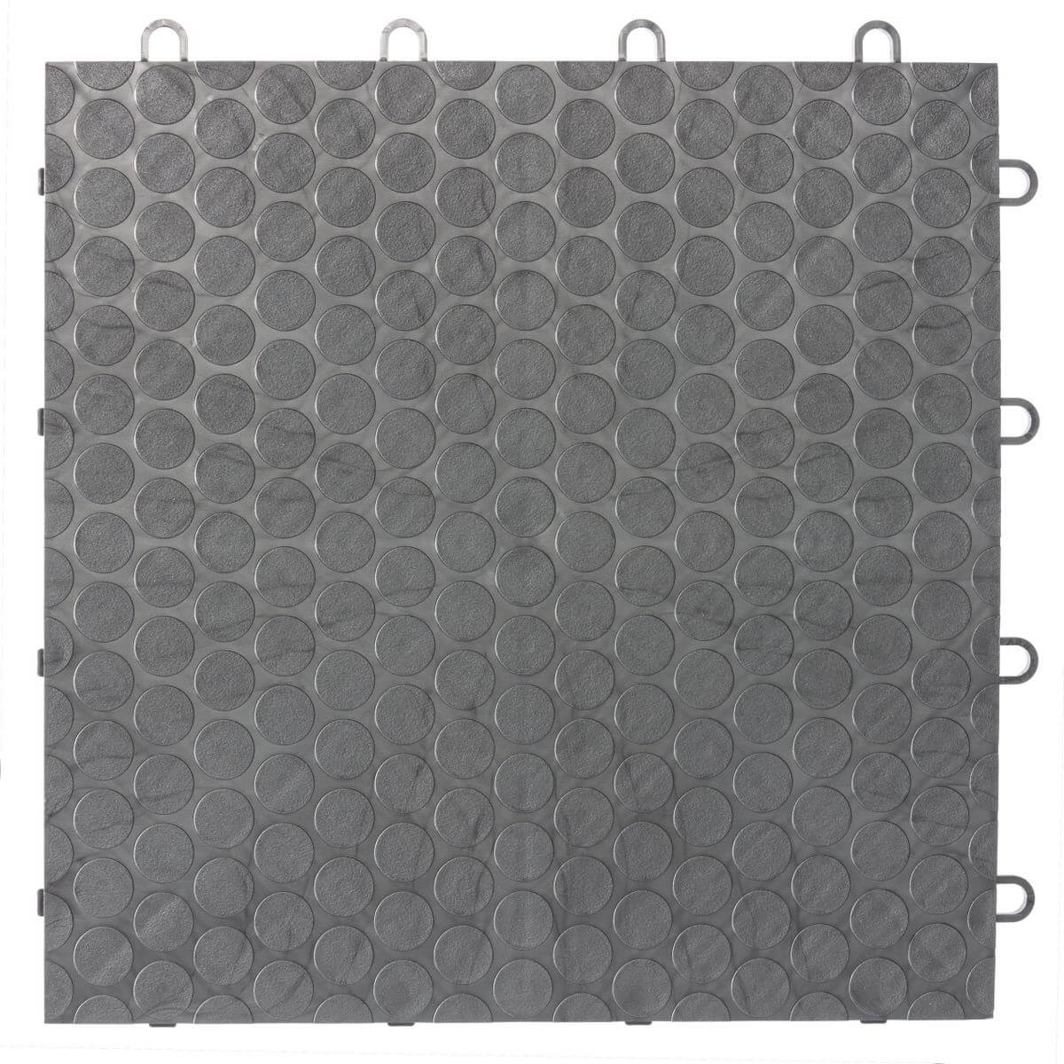 HD Extreme Coin Tile -- Graphite Gray