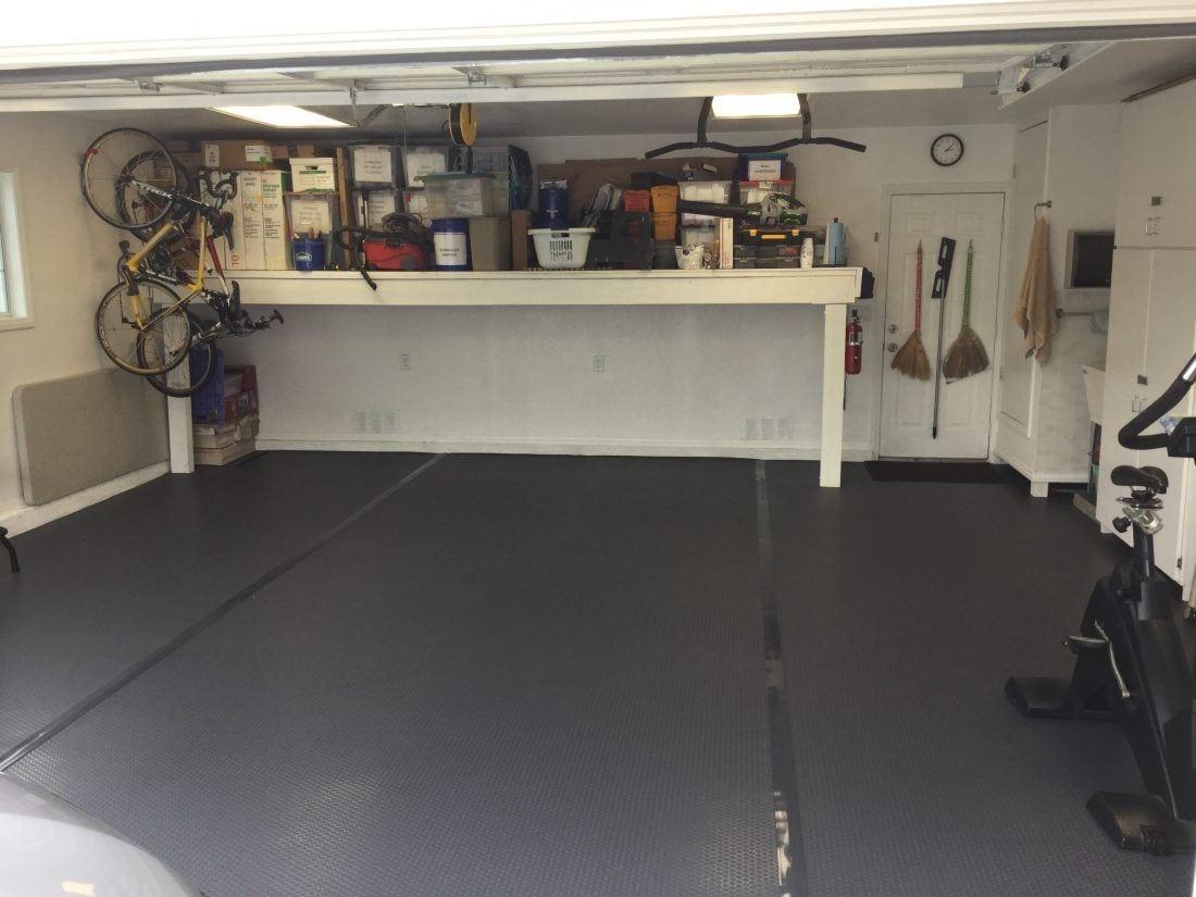 small coin garage floor mats franks garage floor