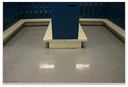 Locker Room Coating