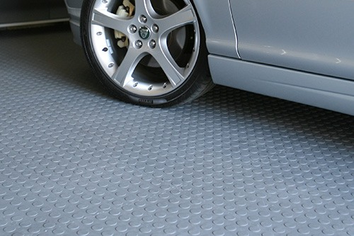 garage flooring options by NORSK
