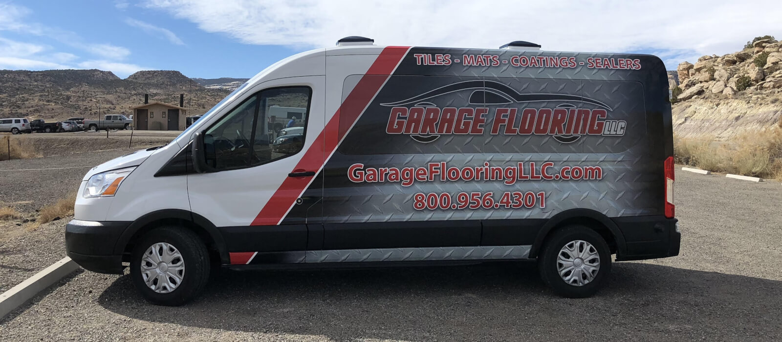Garage Flooring -- Local Deals