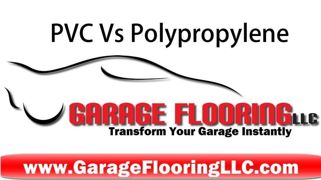 PVC Vs Polypropylene Garage Floor Tiles