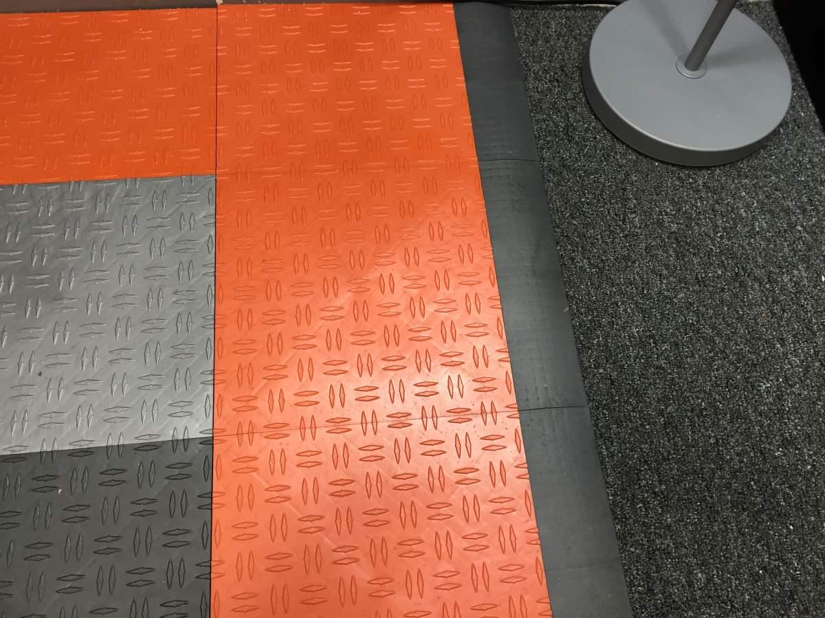 Product review garage flooring llc garage floor tiles carl t st louis missouri carl t plastic garage floor tile dailygadgetfo Images