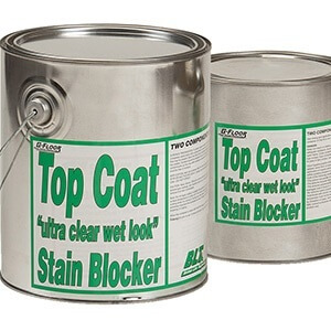 G-Floor Top Coat Stain Blocker | Stain Resistant Garage Flooring