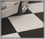MotorMat Sport Court Brand Garage Floor Tiles
